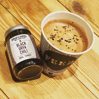 Burlap & Barrel Black Urfa Chili Spice in Hot Chocolate on SwitchGrocery Canada