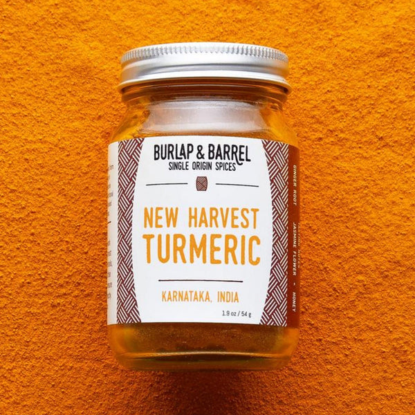 Burlap & Barrel Single Origin Spices Canada Turmeric on SwitchGrocery Canada