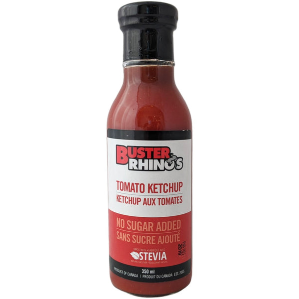 Buster Rhinos Sugar Free Ketchup  on SwitchGrocery