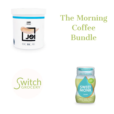 Dairy Free Morning Coffee Bundle