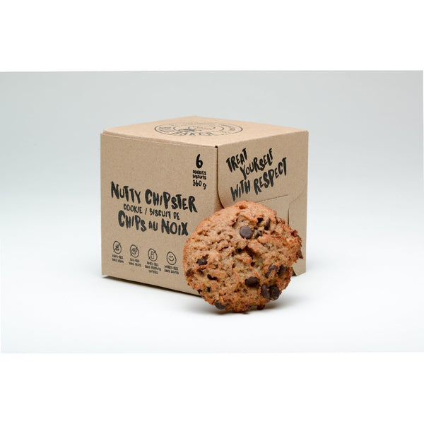 Bald Baker Nutty Chipster sugar free cookies on SwitchGrocery