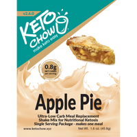 Keto Chow Apple Pie Keto Shake on SwitchGrocery