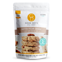 Good Dee's Sugar Free Grain Free Butter Pecan Cookie Baking Mix SwitchGrocery