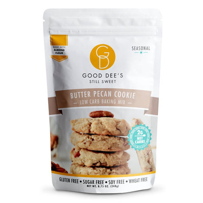 Good Dee's Butter Pecan Cookie Mix