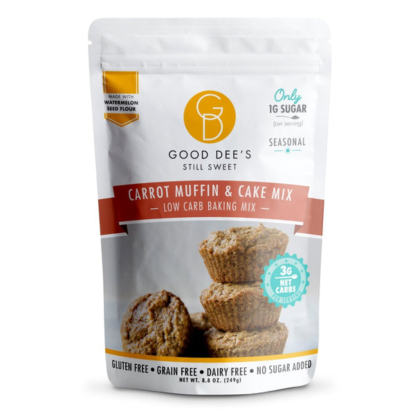 Shop Good Dees Carrot Muffin & Cake Mix at SwitchGrocery