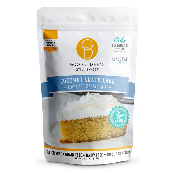 Good Dee's Sugar Free Coconut Snack Cake  on SwitchGrocery Canada