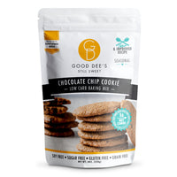 Good Dee's Sugar Free grain Free chocolate chip cookies on SwitchGrocery Canada