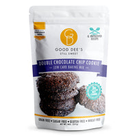 Good Dee's sugar free double chocolate chip cookie on SwitchGrocery Canada