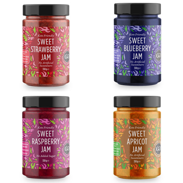 Good Good Sugar Free Tasting Bundle Sugar Free and Keto Friendly on SwitchGrocery Canada