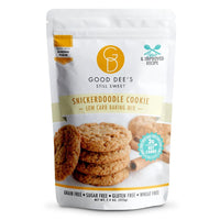 Good Dee's Snickerdoodle Keto Friendly Low Carb Cookie SwitchGrocery