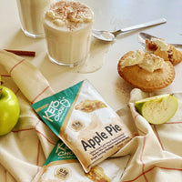 Keto Chow Apple Pie Keto Shake Made on SwitchGrocery