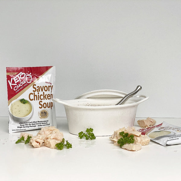Keto Chow Chicken Soup on SwitchGrocery