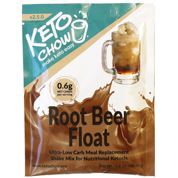 Keto Chow - Root Beer Float (single serving)