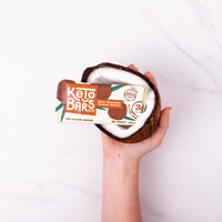Keto Bars Dark Chocolate Coconut Almond Bar on SwitchGrocery Canada