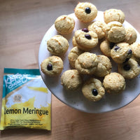 Keto Chow Lemon Meringue cookies on Switchgrocery Canada