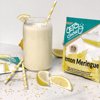 Keto Chow Lemon Meringue shake on Switchgrocery Canada