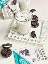 Keto Chow cookies and cream single serving shake on SwitchGrocery Canada