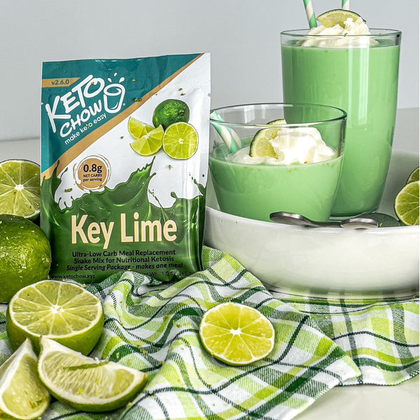 Keto Chow Key Lime Limited Edition on SwitchGrocery