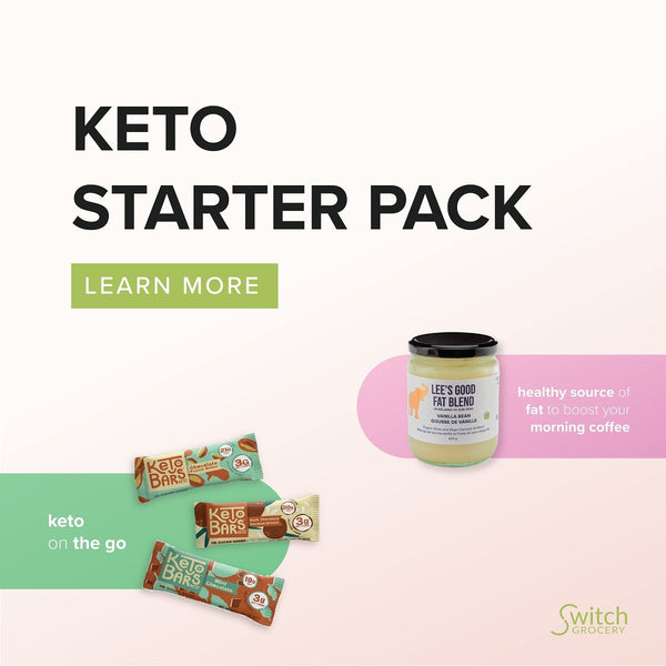 Keto Starter Pack on SwitchGrocery Canada