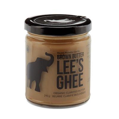 Lee's Ghee - Brown Butter Ghee 210g