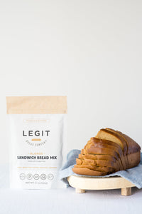 Legit Bread Company Blonde Made on SwitchGrocery