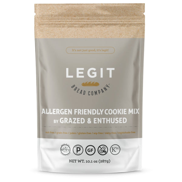 Legit Bread Company Allergen Cookie SwitchGrocery
