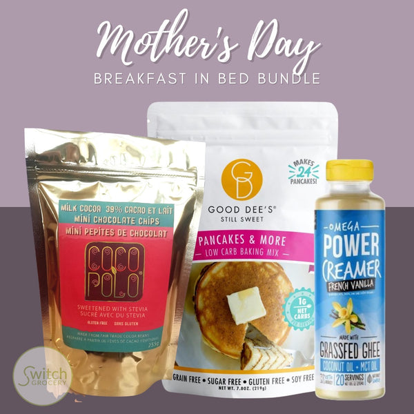 Mothers Day Breakfast in Bed Bundle on SwitchGrocery