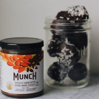 Munch Chocolate Almond Butter on SwitchGrocery with Energy Balls