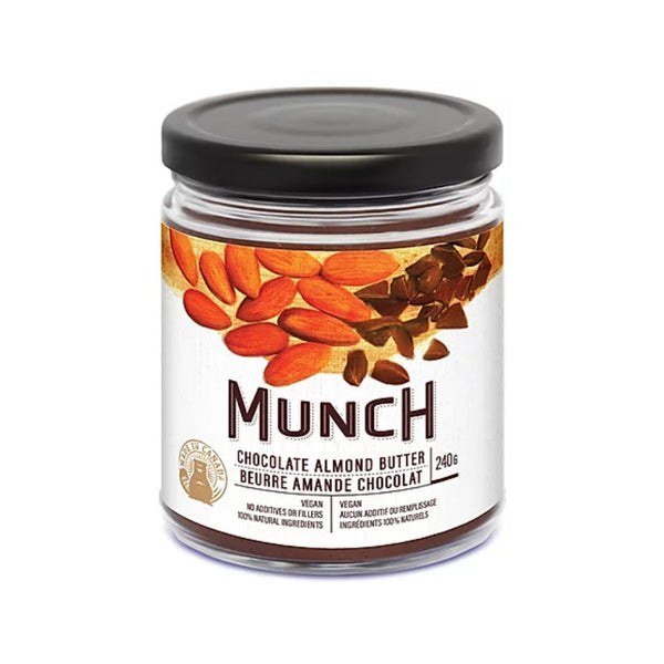 Munch Life Chocolate Almond Butter on SwitchGrocery Canada