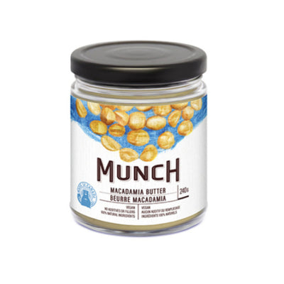 Munch Life Macadamia Nut Butter