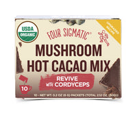 SwitchGrocery Four Sigmatic Hot Cacao with Cordyceps