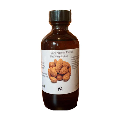 Olive Nation Pure Almond Extract - 4oz