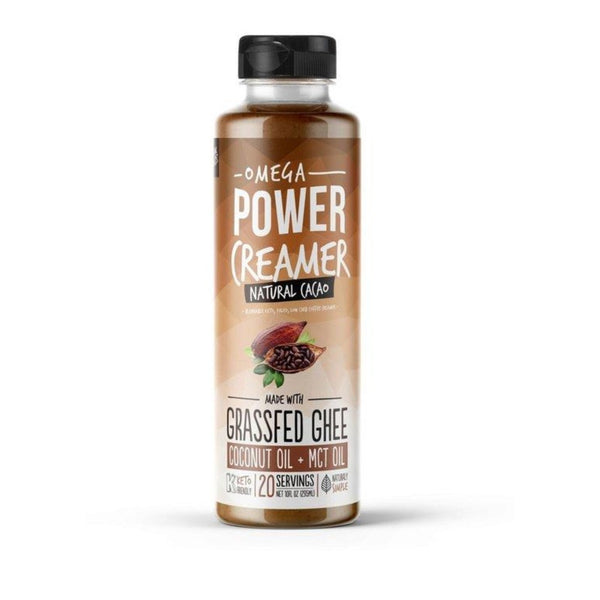 Omega Powercreamer Natural Cacao Keto Coffee on SwitchGrocery