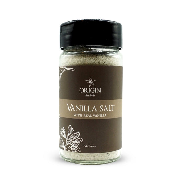 Origin Vanilla Vanilla Bean Sea Salt on SwitchGrocery