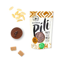 Pili Hunters Raw Cacao Pili Nuts ingredients  on SwitchGrocery Canada