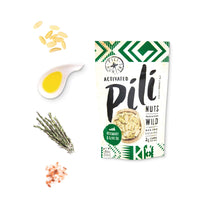 Pili Hunters Rosemary and Olive Oil Pil Nuts Ingredients on SwitchGrocery Canada