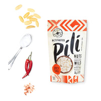 Pili Hunters Spicy Chili Pili Nuts Ingredients on SwitchGrocery Canada