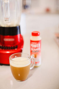 Omega PowerCreamer Original in use on SwitchGrocery