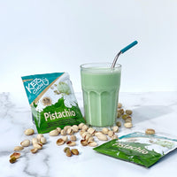 Keto Chow Pistachio Shake Made on SwitchGrocery