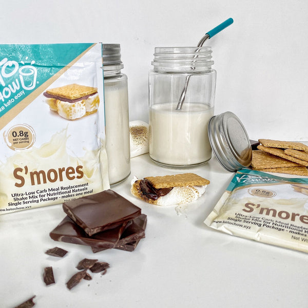 Keto Chow - S'mores (single serving)