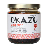 Abokichi Chili Miso sauce on SwitchGrocery
