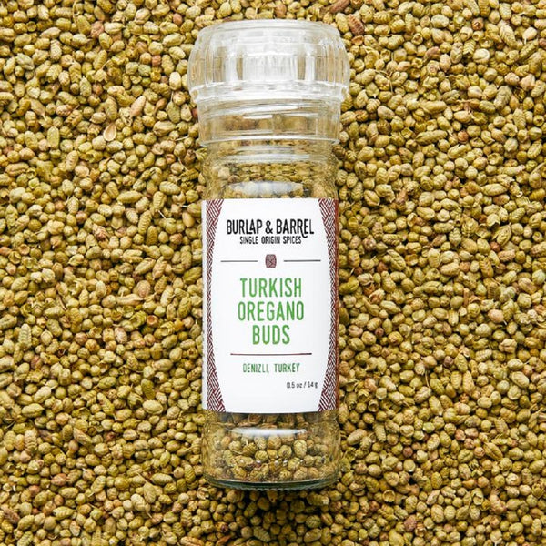 Burlap & Barrel Turkish Oregano Buds on SwitchGrocery Canada