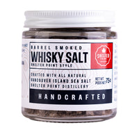 Vancouver Island Whisky Smoked Sea Salt on SwitchGrocery Canada