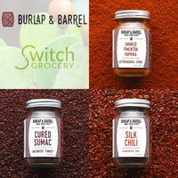 Michelin-Starred Chef Spices - Burlap & Barrel Weeknight Dinner Collection