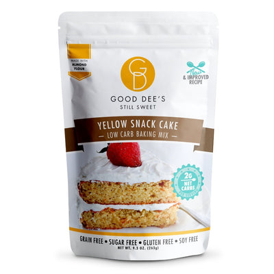 Good Dee's Yellow Snack Cake Baking Mix
