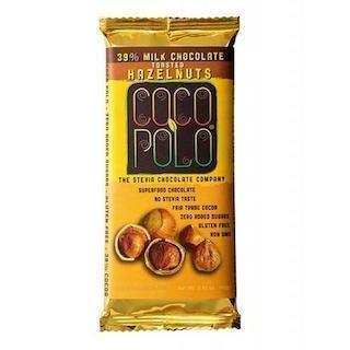 SwitchGrocery Coco Polo Hazelnuts - 39% Cocoa Milk Chocolate