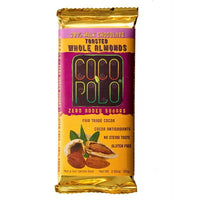SwitchGrocery Coco Polo Whole Almond - 39% Cocoa Milk Chocolate