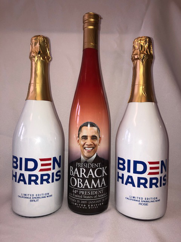 Biden-Harris Blue/Red 3-pack