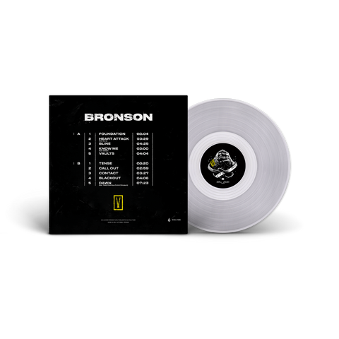 BRONSON Standard Edition LP + Digital Album