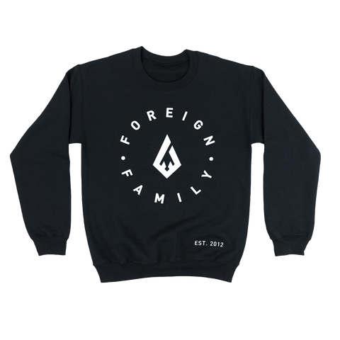 Foreign Family Crewneck Sweatshirt